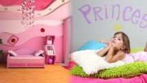 Çocuk Odası Dekorasyonlarına Farklı Fİkirler..