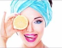 Yağ lekelerinin düşmanı: Limon suyu