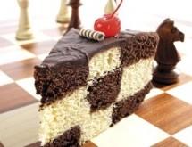 Satranç pasta