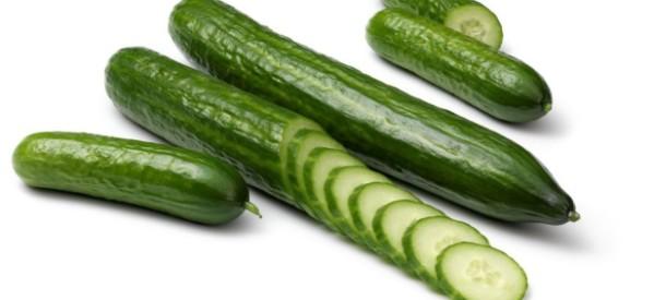 Salatalık yiyerek zayıflayın