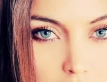 Yorgun düşen gözlere naneli formül