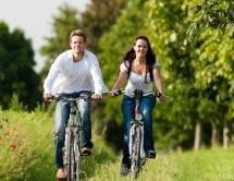 Bisiklet kullanın ömrünüz uzasın