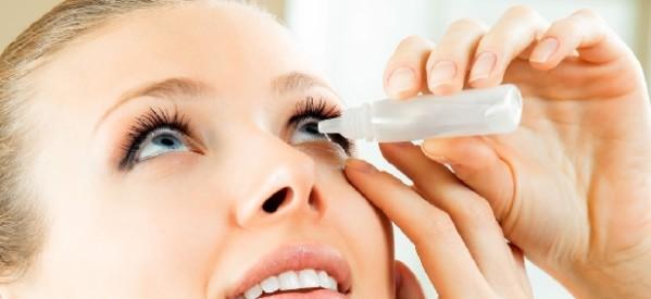 Göz damlasını oruçluyken de kullanın